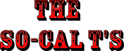The So-Cal T's
